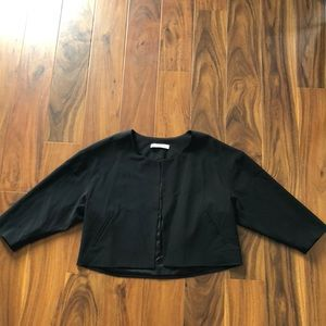 Elizabeth and James cropped jacket size small